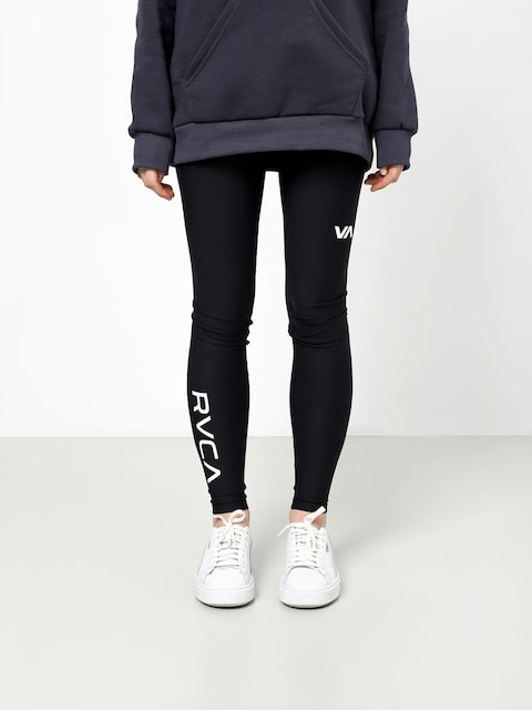 Legíny RVCA Va Compression Wmn (black)