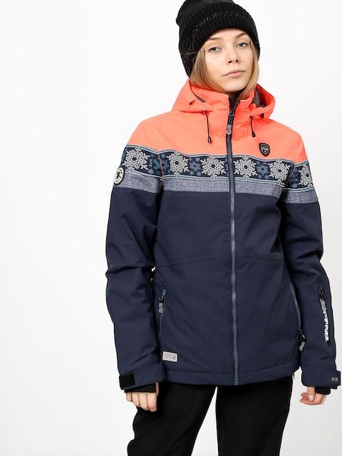 Snowboardová bunda Rehall Anna R Wmn (navy)