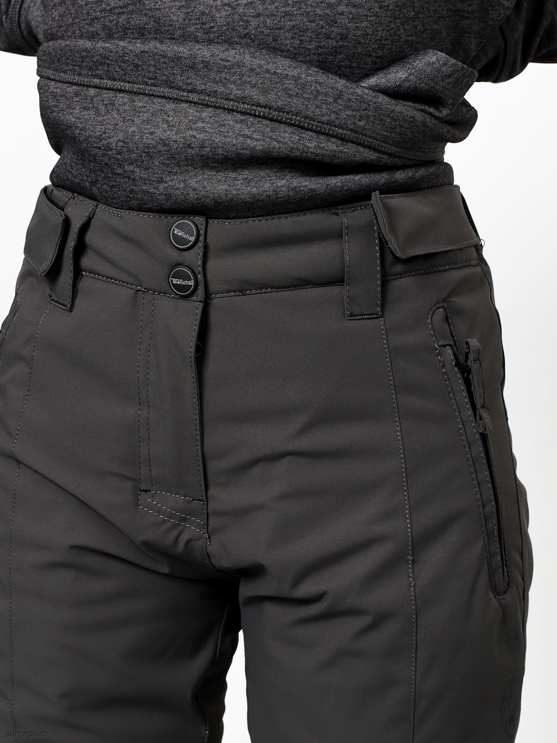 a8e7494ed00e Snowboardové nohavice Rehall Milly R Wmn (graphite)