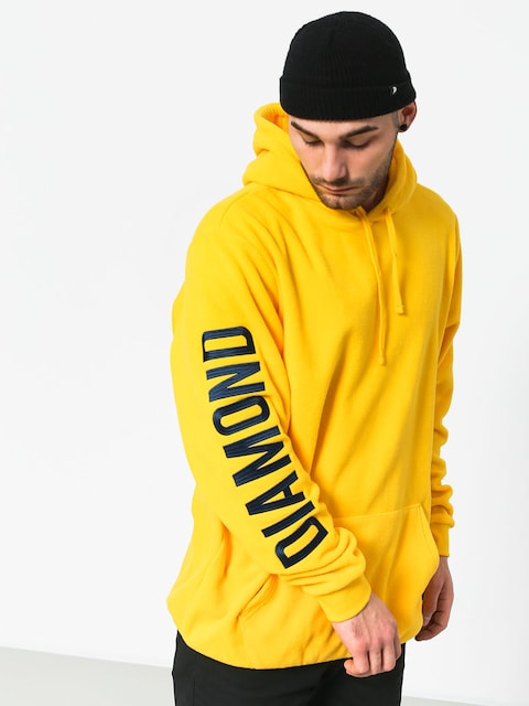 Mikina s kapucňou Diamond Supply Co. Polar HD