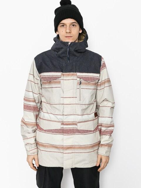 Snowboardová bunda Burton Covert (pcntsk/denim)