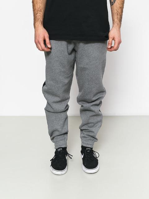 Nohavice Supra Streeter Pant (grey heather/blk)