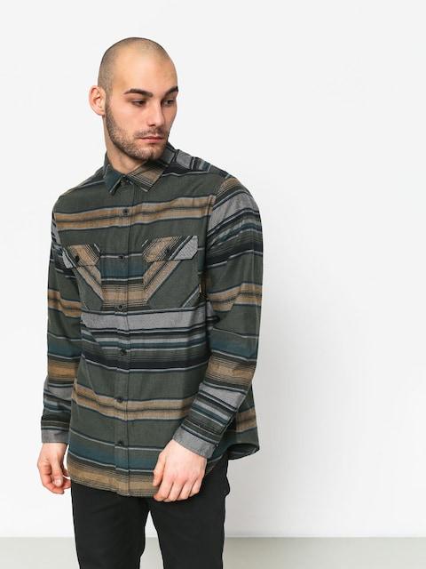 Košeľa Burton Brighton Flnl (clover tusk stripe)