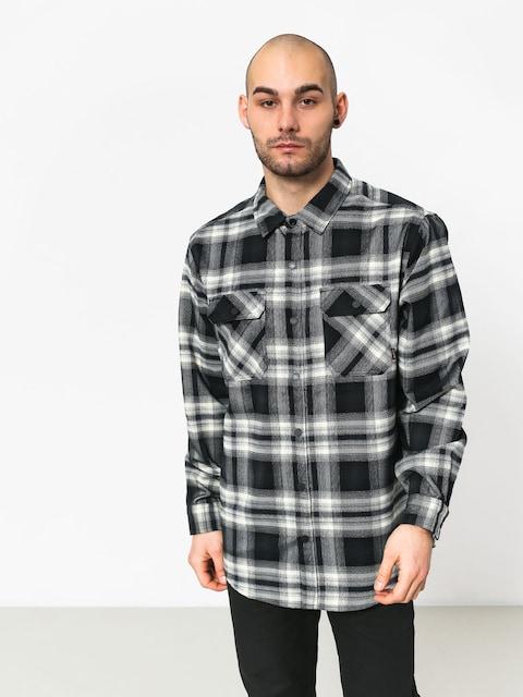 Košeľa Burton Brighton Tech Fl (true black lahombre)