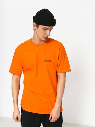 Tričko Emerica Pure Embroidery (orange)