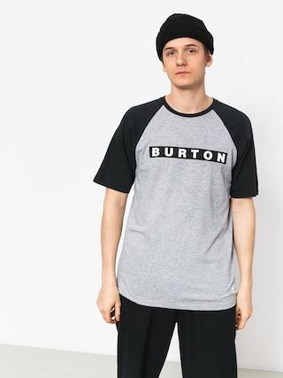 Tričko Burton Vault (gray heather)