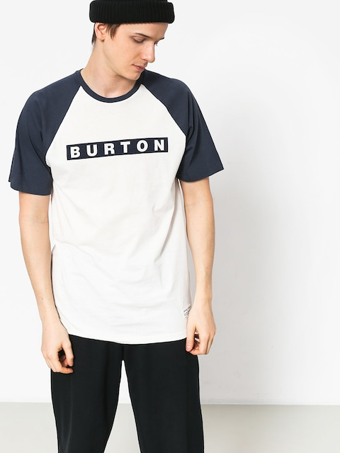 Tričko Burton Vault (stout white)