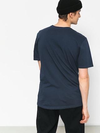 Tričko Burton Retro Mtn (mood indigo)