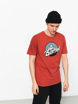 Tričko Burton Retro Mtn (tandori)