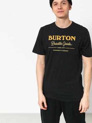 Tričko Burton Durable Gds (trublk/gold)