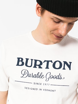 Tričko Burton Durable Gds (stout white)
