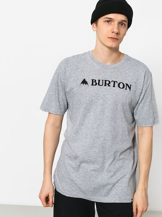 Tričko Burton Horizntl Mtn (gray heather)