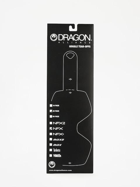 Ochranná fólia Dragon NFX (tear off 20 pack clear)