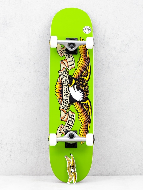 Skateboard Antihero Team Eagle (green)