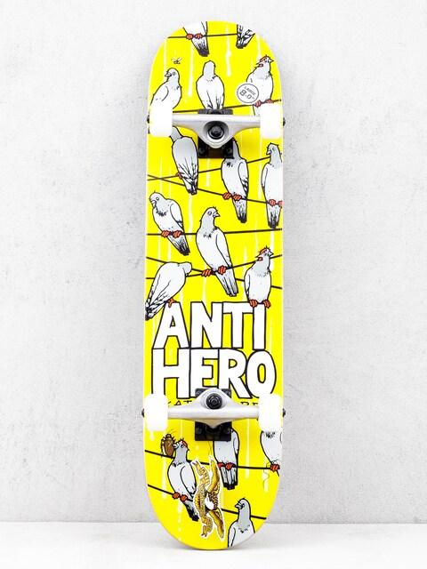 Skateboard Antihero Conferrnce Call (yellow)