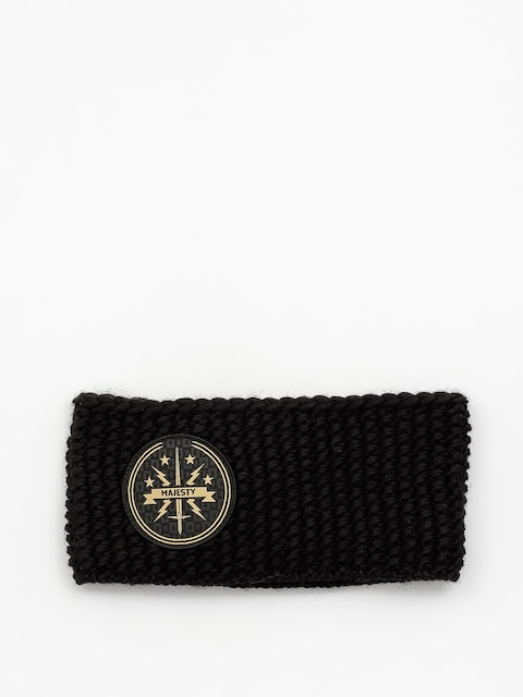 Čiapka Majesty Headband (black )