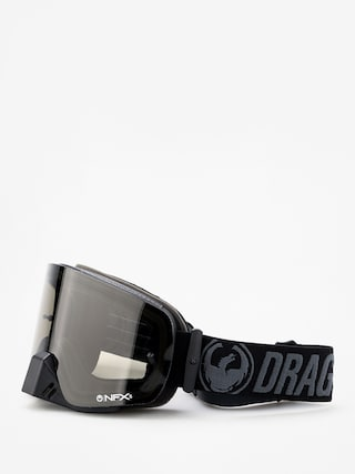 Okuliare Dragon Cross NFXs (black/smoke)