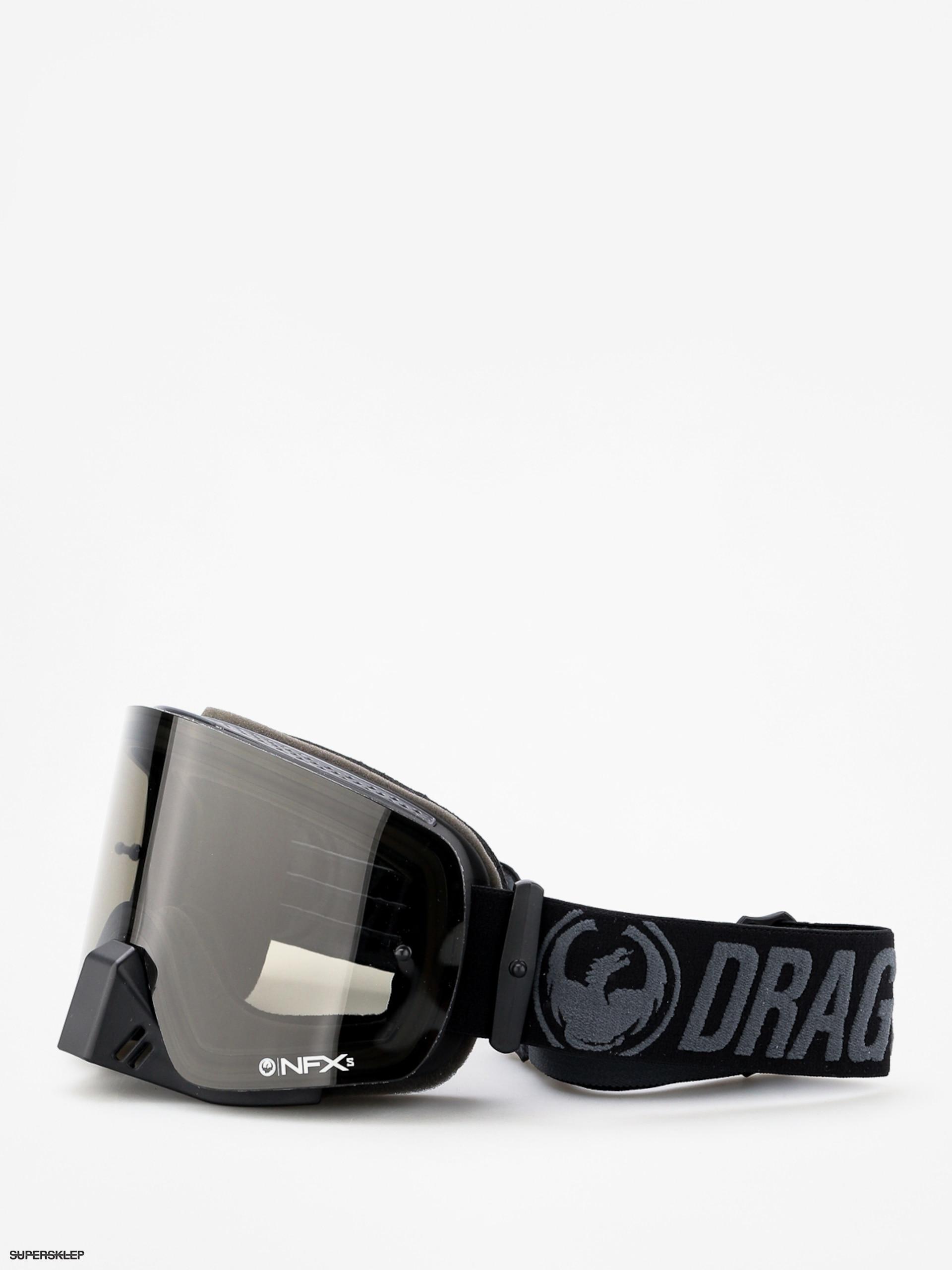 7034a645e Okuliare Dragon Cross NFXs (black/smoke)