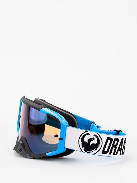 Okuliare na snowboard Dragon MXV MAX (factory/lumalens flash blue clear)