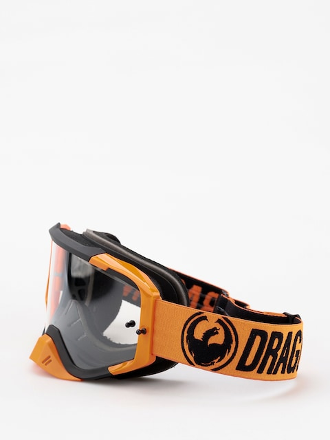 Okuliare na snowboard Dragon MXV MAX (break orange/clear)