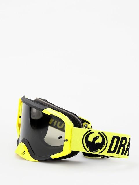 Okuliare na snowboard Dragon MXV MAX (highvis/smoke)