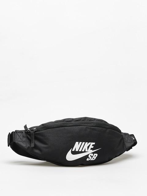 Ĺadvinka Nike SB Sb Heritage (black/black/white)