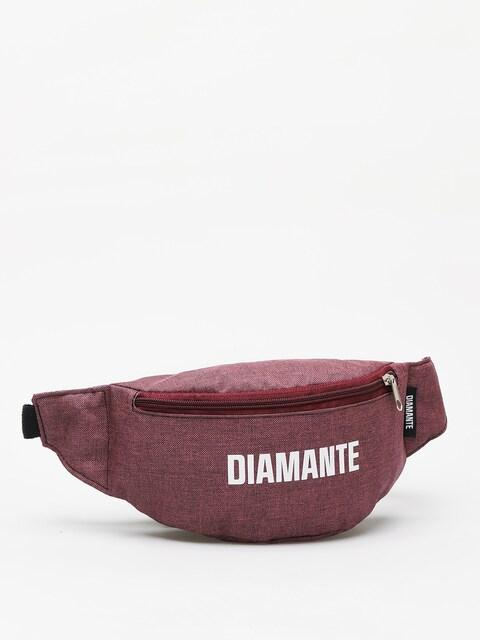 Ĺadvinka Diamante Wear White Logo (burgundy)