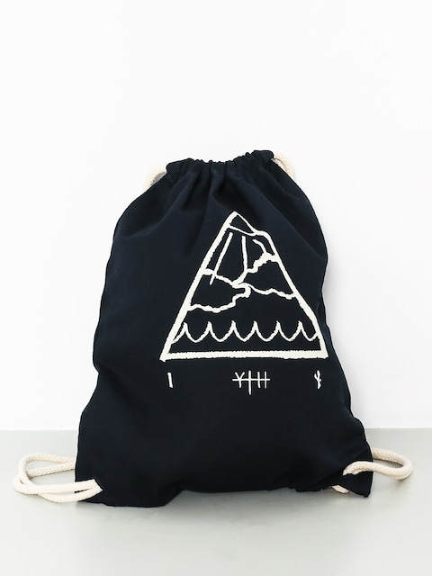 Batoh Youth Skateboards Triangle Premium (navy)