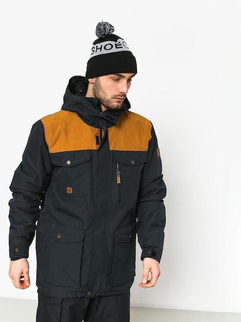 Snowboardová bunda Quiksilver Raft (black)