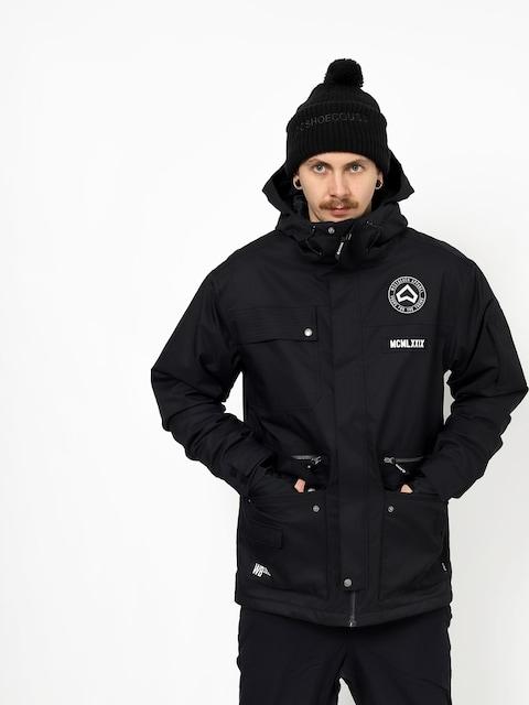 Snowboardová bunda Westbeach Reckless (black)