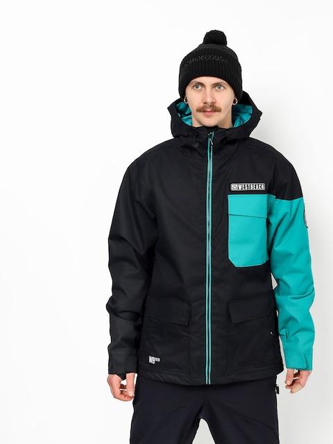Snowboardová bunda Westbeach Bantam (black)