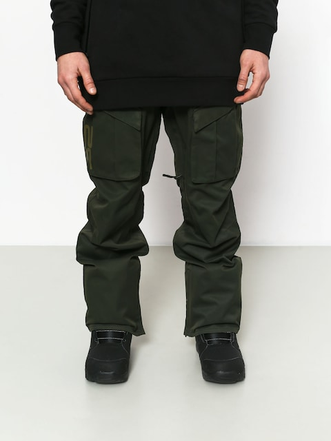 Snowboardové nohavice ThirtyTwo Mantra (military)