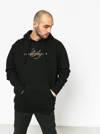 Mikina Es Nine Club (black)