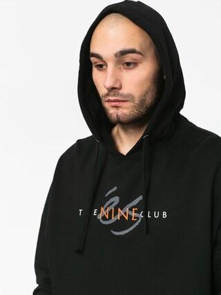 Mikina Es Nine Club (black)