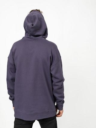 Mikina s kapucňou Analog Crux HD (greystone)