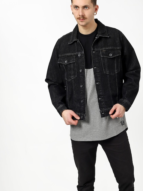Bunda Brixton Cable Denim (black)