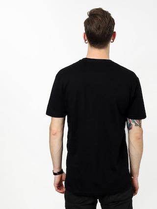 Tričko Supra Above Regular (black/dk olv)
