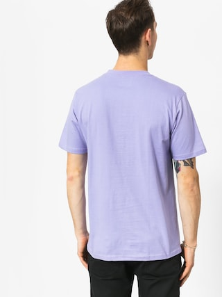Tričko Koka Clarity Boxlogo (violet)