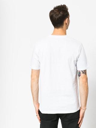 Tričko Koka Clarity Boxlogo (white)
