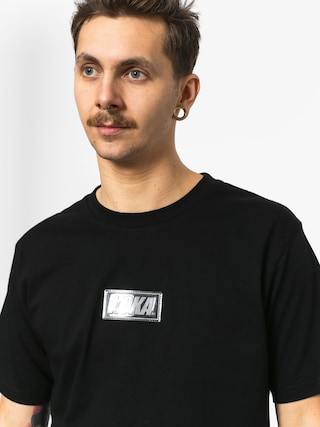 Tričko Koka Clarity Boxlogo (black)