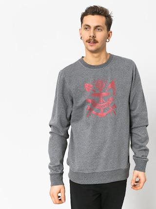 Mikina Element Pioneers Crew (grey heather)