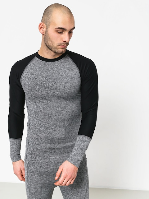 Spodné prádlo Majesty Cover Top Base Layer (grey/black)