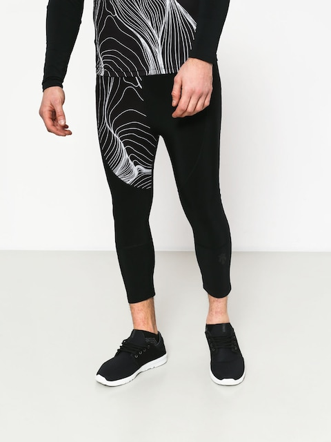 Spodné prádlo Majesty Shelter Pants Reverse (black/white)