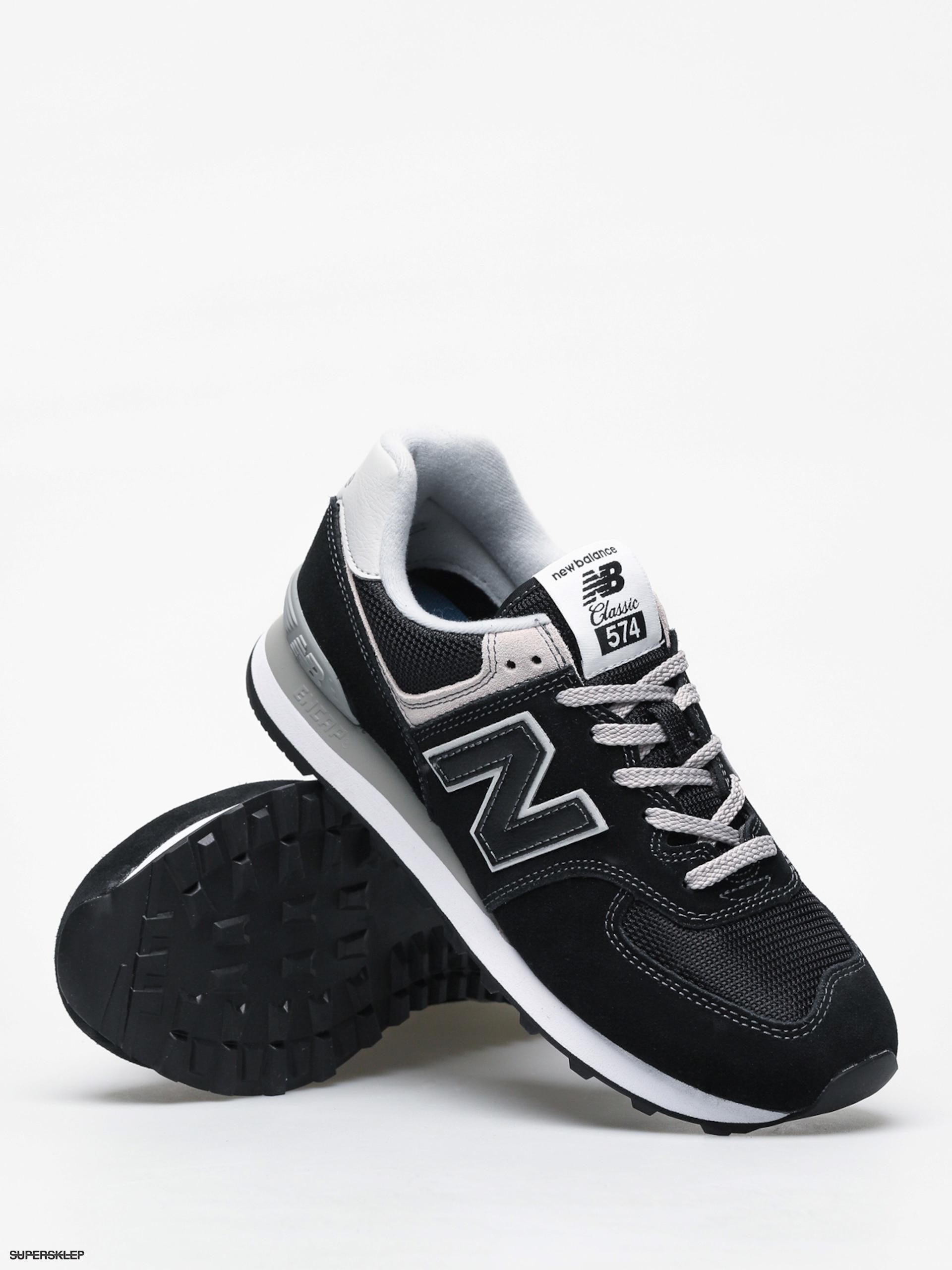 2f4add3578cb1 Topánky New Balance 574 (black)