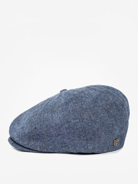 Klobúk so šiltom Brixton Brood Snap ZD (navy/cream)
