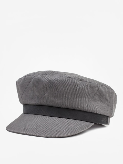Klobúk so šiltom Brixton Bosmanka Bent ZD (grey)