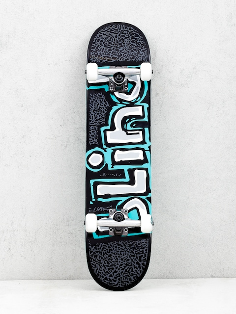 Skateboard Blind Athletic Skin (black/teal)