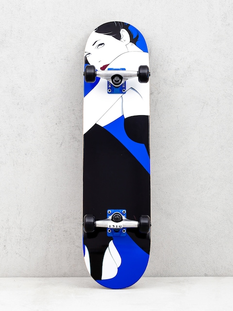 Skateboard Darkstar Full Nagel Resin (blue/white/black)