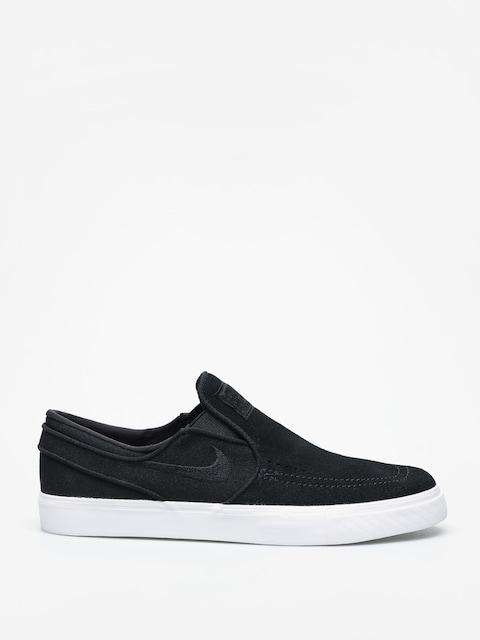 Topánky Nike SB Zoom Stefan Janoski Slip (black/black white)
