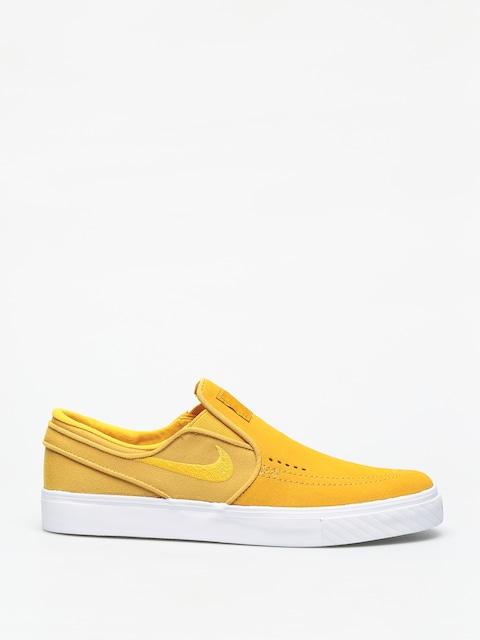 Topánky Nike SB Zoom Stefan Janoski Slip (yellow ochre/yellow ochre white)